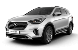 ヒュンダイ Grand Santa Fe DM Facelift SUV