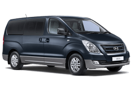 Hyundai Grand Starex wheels and tires specs icon