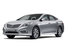 Hyundai Grandeur wheels and tires specs icon