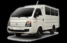 Hyundai H-100 IV (HR) Van