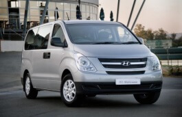 Hyundai H-1 II MPV
