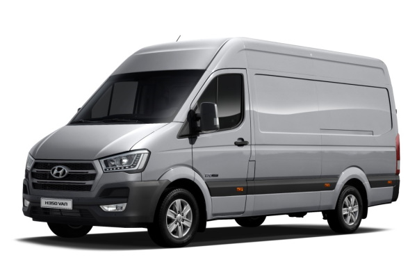 Hyundai H350 wheels and tires specs icon