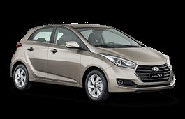 Hyundai HB20 Facelift Hatchback