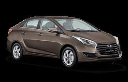 Hyundai HB20S Facelift Saloon