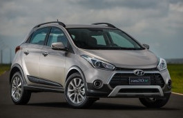 Hyundai HB20X wheels and tires specs icon