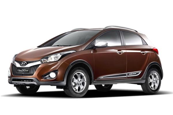 Hyundai HB20X PB I Hatchback