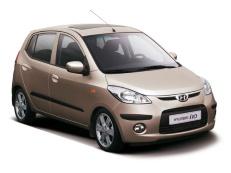 Icona per specifiche di ruote e pneumatici per Hyundai i10