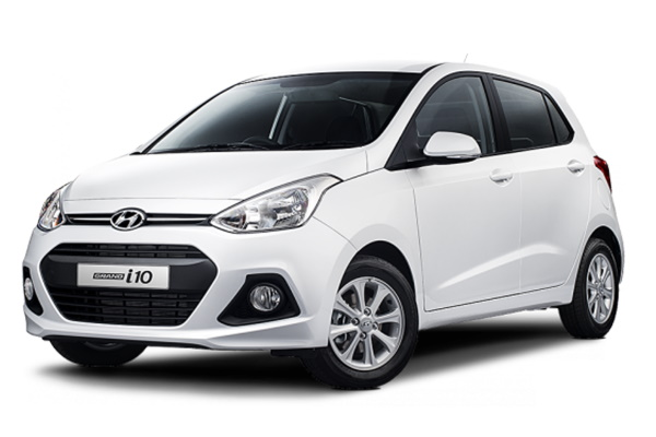 Hyundai i10 wheels and tires specs icon