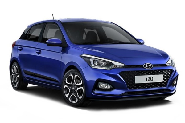 Hyundai i20 GB Facelift Hatchback