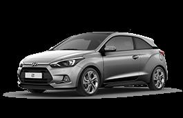 opony do Hyundai i20 Coupe GB [2015 .. 2020] Hatchback, 3d