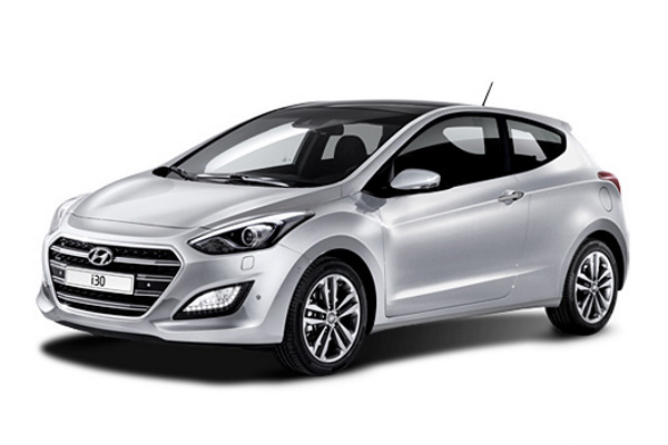 Hyundai i30 wheels and tires specs icon