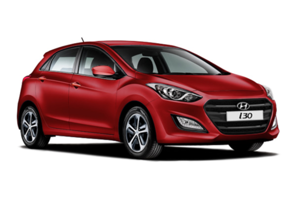 Hyundai i30 GD Hatchback