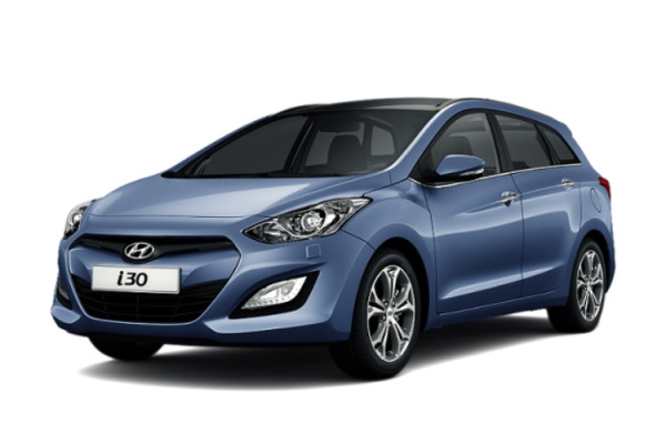 Hyundai i30 GD Estate