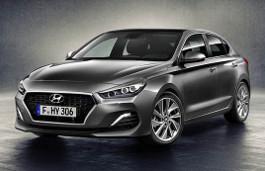 Hyundai i30 PD Fastback