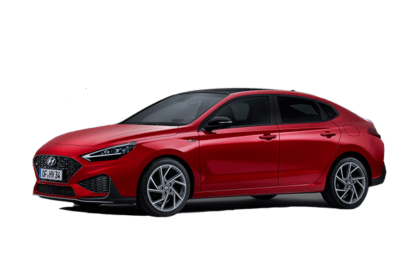Hyundai i30 PD Facelift Fastback