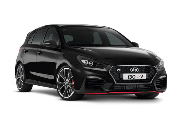 Hyundai i30 N wheels and tires specs icon