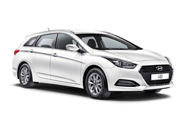 Hyundai i40 VF Restyling Estate