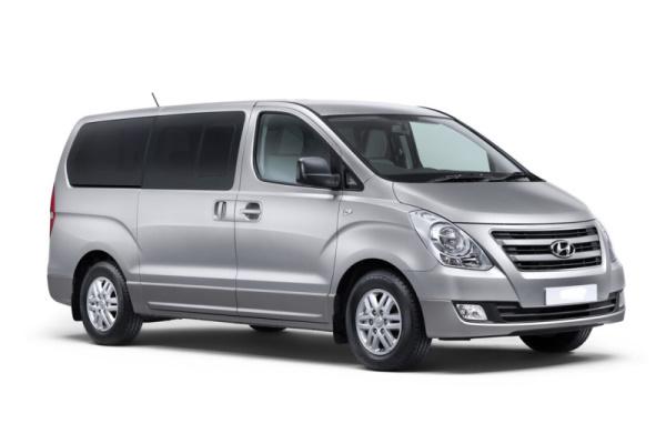 Hyundai iMax TQ MPV