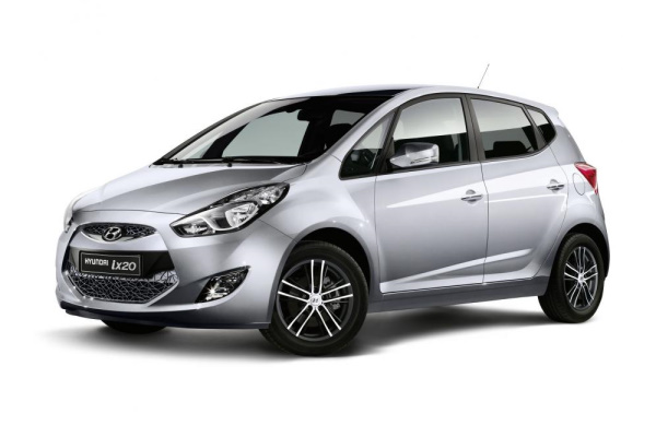 Hyundai ix20 wheels and tires specs icon