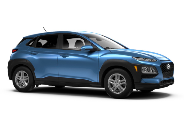 Hyundai Kona wheels and tires specs icon