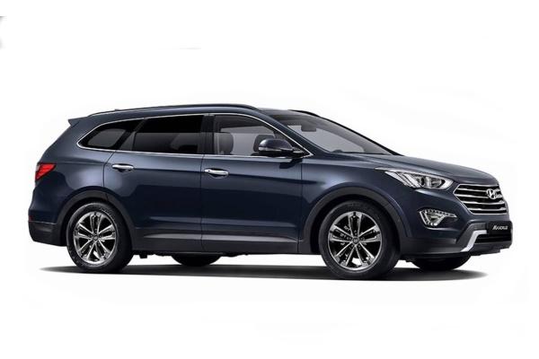 Hyundai Maxcruz wheels and tires specs icon