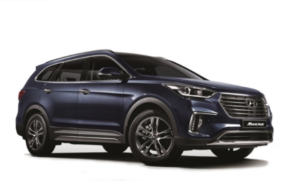 Hyundai Maxcruz DM Facelift SUV