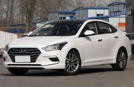Hyundai Mistra wheels and tires specs icon