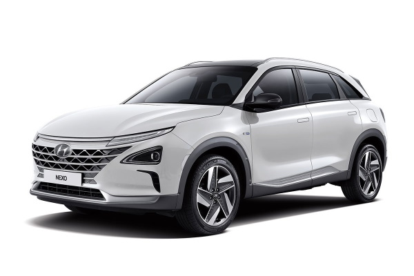 Hyundai Nexo wheels and tires specs icon