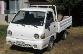 ヒュンダイ Porter III (AU) トラック