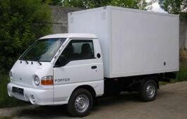 ヒュンダイ Porter III (AU) Box