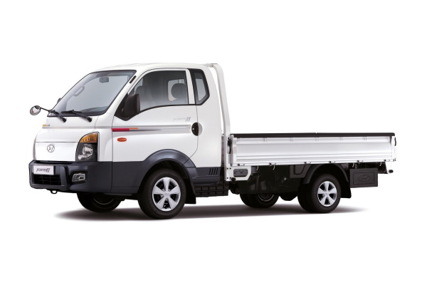 Hyundai Porter wheels and tires specs icon