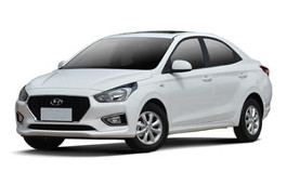 Hyundai Reina Saloon