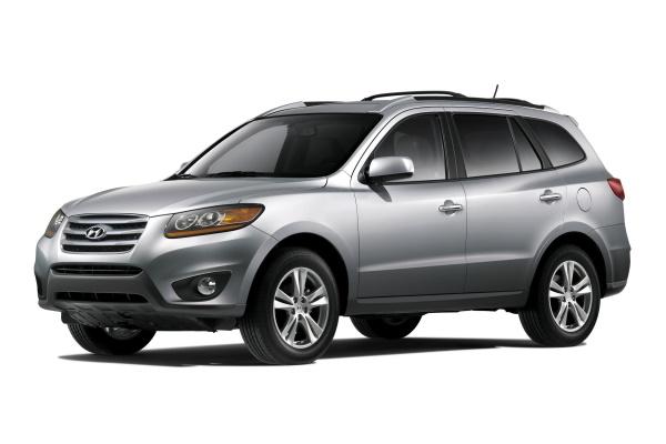 Hyundai Santa Fe CM Facelift SUV