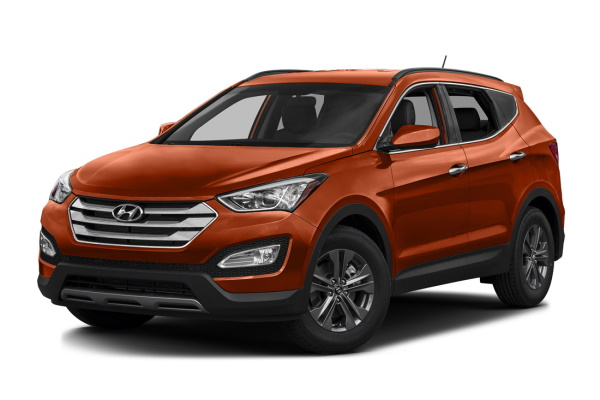 Hyundai Santa Fe wheels and tires specs icon