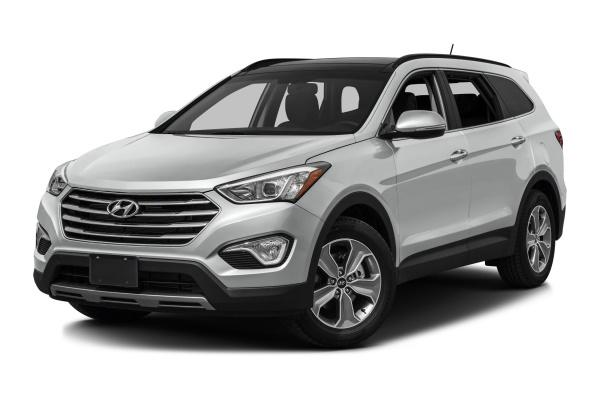 Hyundai Santa Fe DM (XL) SUV