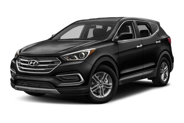 Hyundai Santa Fe wheels and tires specs icon