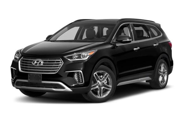 Hyundai Santa Fe DM Facelift (XL) SUV