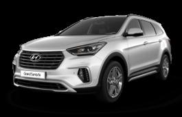 Hyundai Santa Fe DM Facelift SUV