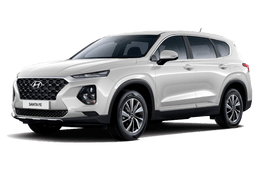 Hyundai Santa Fe Specs Of Wheel Sizes Tires Pcd