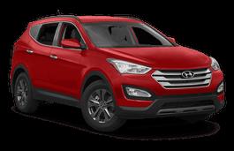 Hyundai Santa Fe Sport SUV