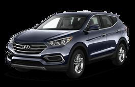 Hyundai Santa Fe Sport Facelift SUV