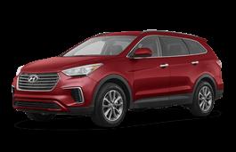 Hyundai Santa Fe XL SUV