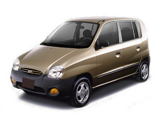 Hyundai Santro Zip wheels and tires specs icon
