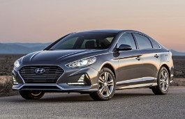 Hyundai Sonata LF Restyling (LF) Saloon