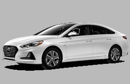 Hyundai Sonata Hybrid II Restyling (LF) Saloon