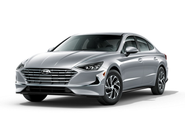 Hyundai Sonata Hybrid wheels and tires specs icon