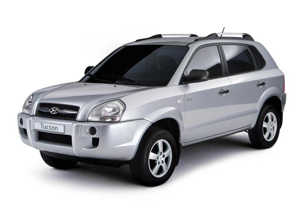 Hyundai Tucson wheels and tires specs icon