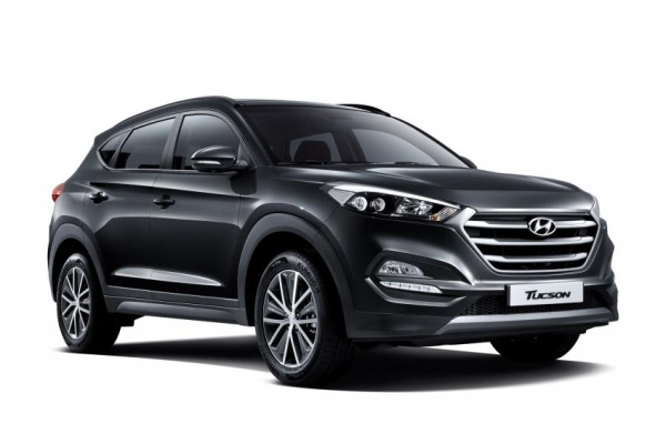 Hyundai Tucson wheels and tires specs icon