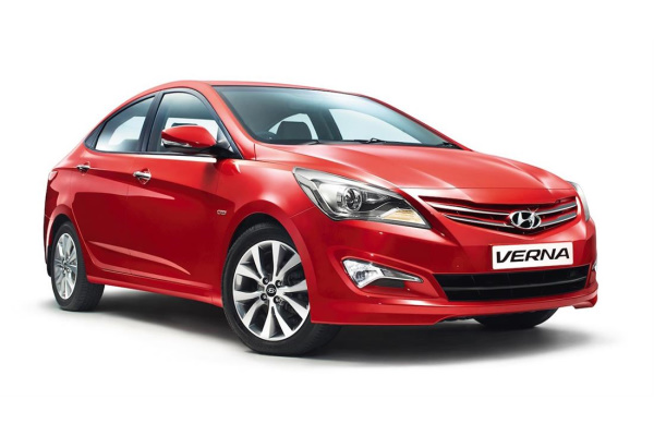 Hyundai Verna RB Restyling Saloon