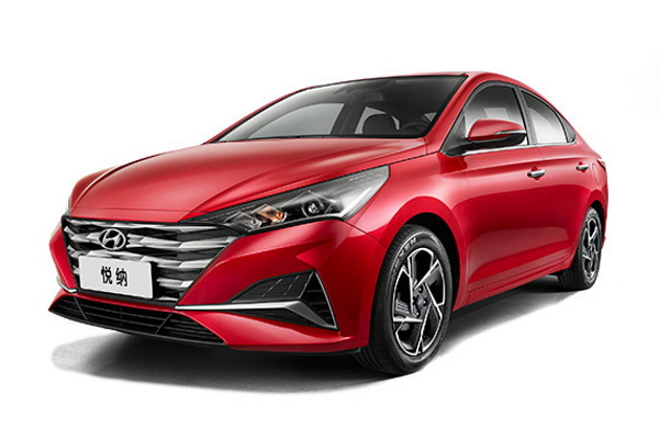 Hyundai Verna wheels and tires specs icon
